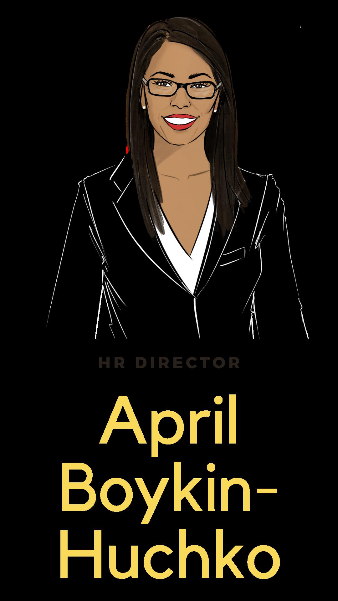 April Boykin huchko
